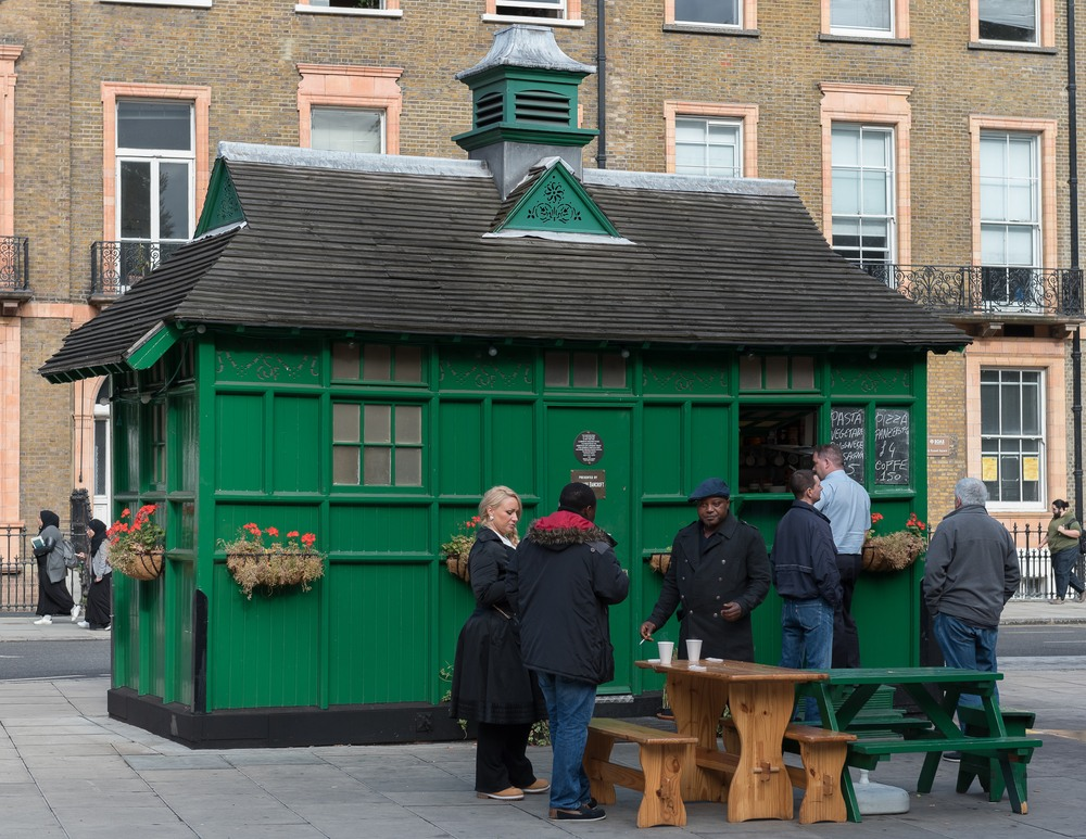 Cabmen's Shelters