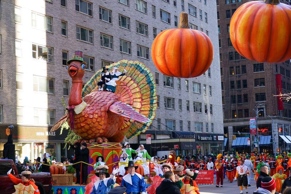 Una visita a Nueva York por Acción de Gracias