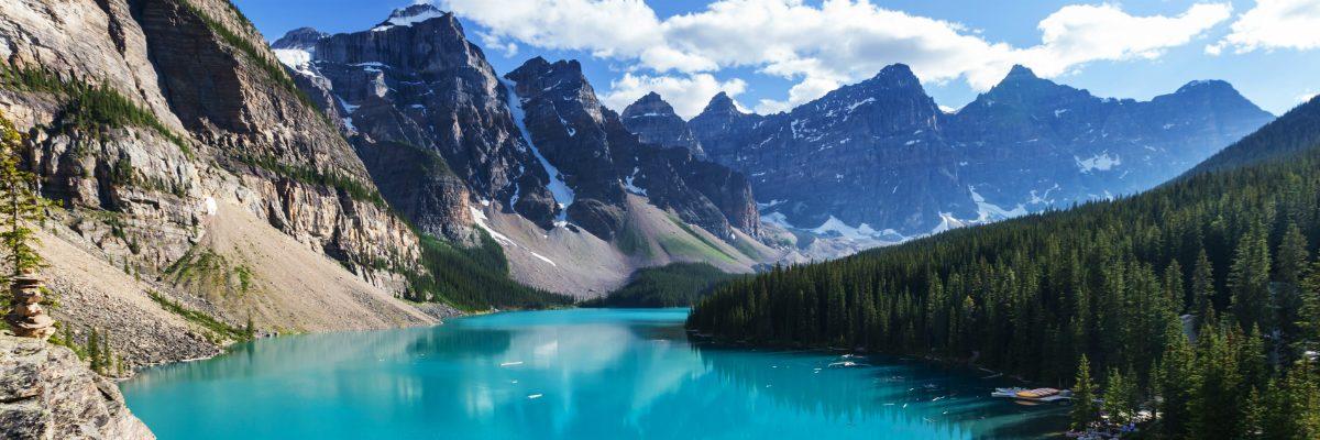 Un viaje a los lagos más increíbles de Canadá