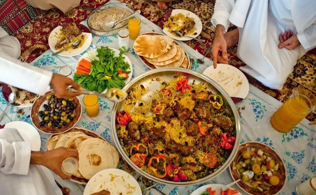 Gastronomía árabe