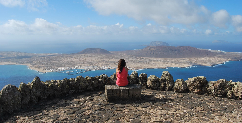 Mirador en Lanzarote