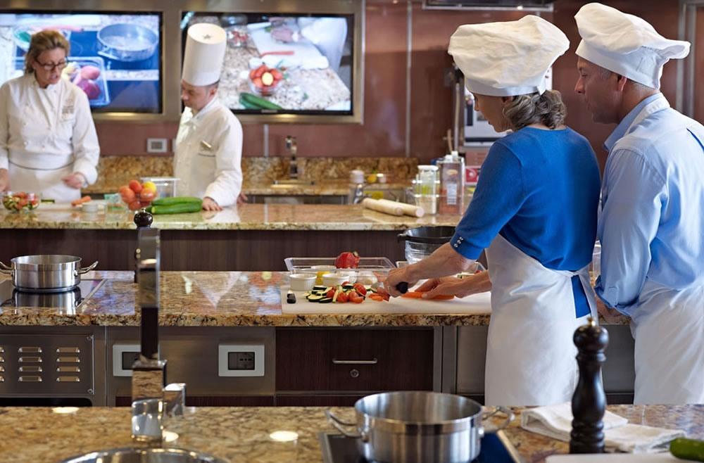 Clases de cocina y Tours de descubrimiento culinario en destino