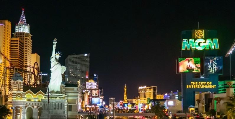 Hotel MGM y New York New York