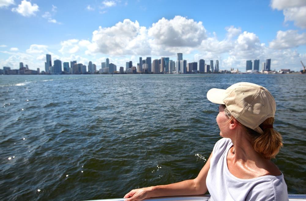 Puerto de Miami, uno de los más importantes del mundo