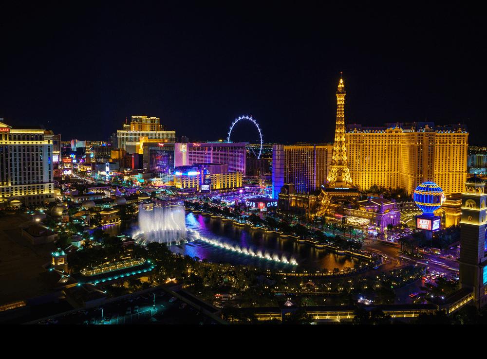 10 cosas que no pueden faltar en tu viaje a Las Vegas