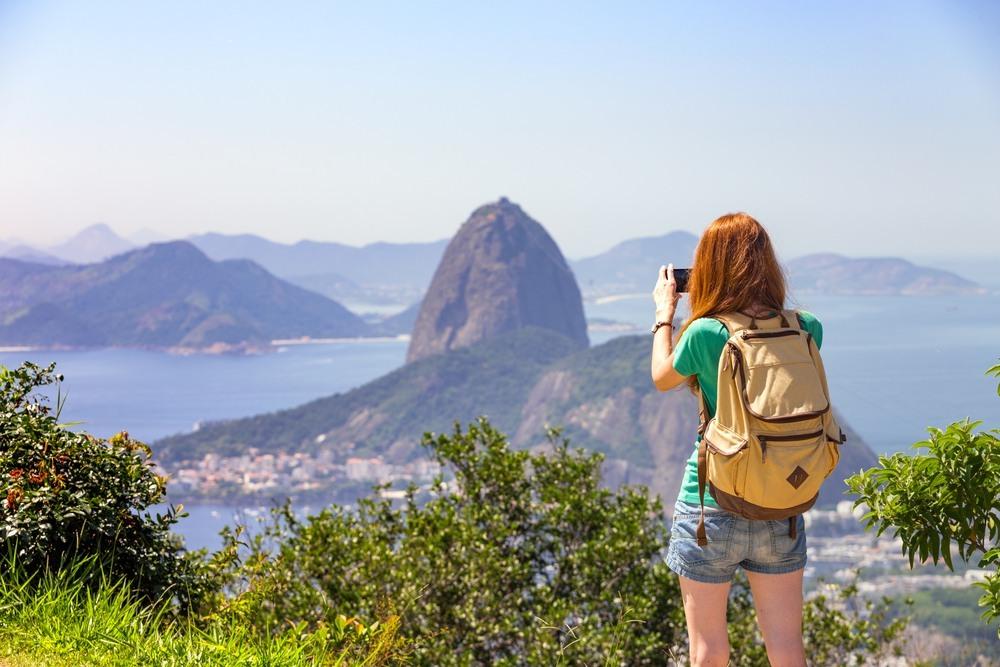 Mirador en Rio de Janeiro