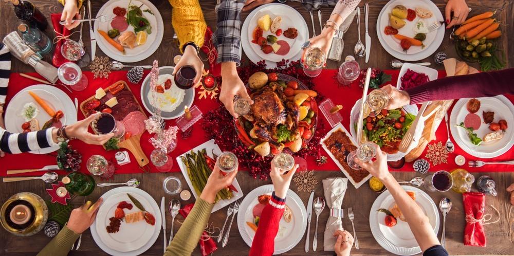 Los platos más típicos de la navidad en el mundo