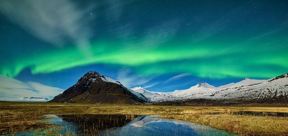 Auroras Boreales: Qué son, cuándo y dónde contemplar su belleza