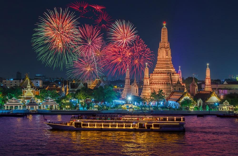 Fin de año en Asia
