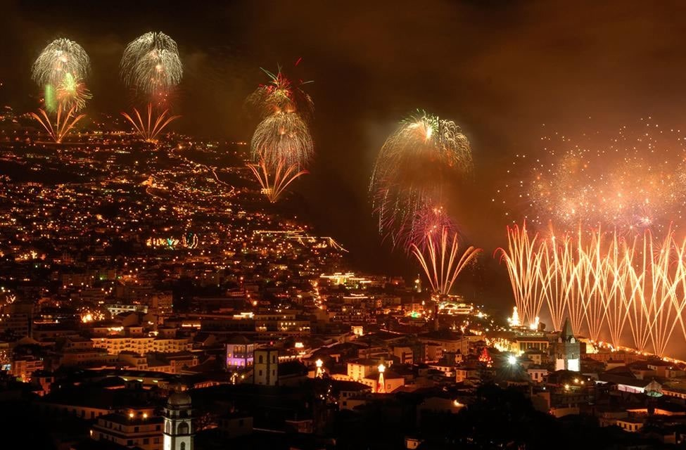Fin de año en Funchal