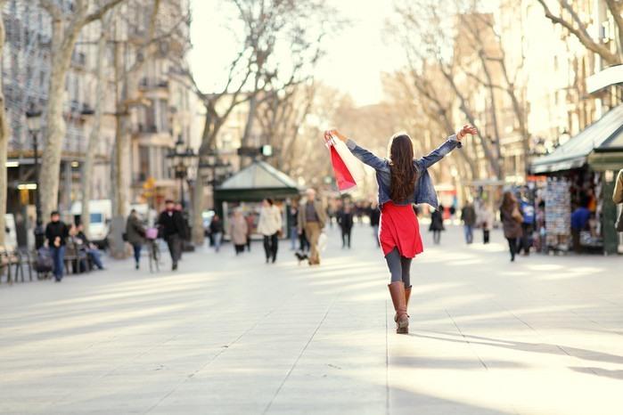 Las mejores ciudades españolas para tus compras en rebajas