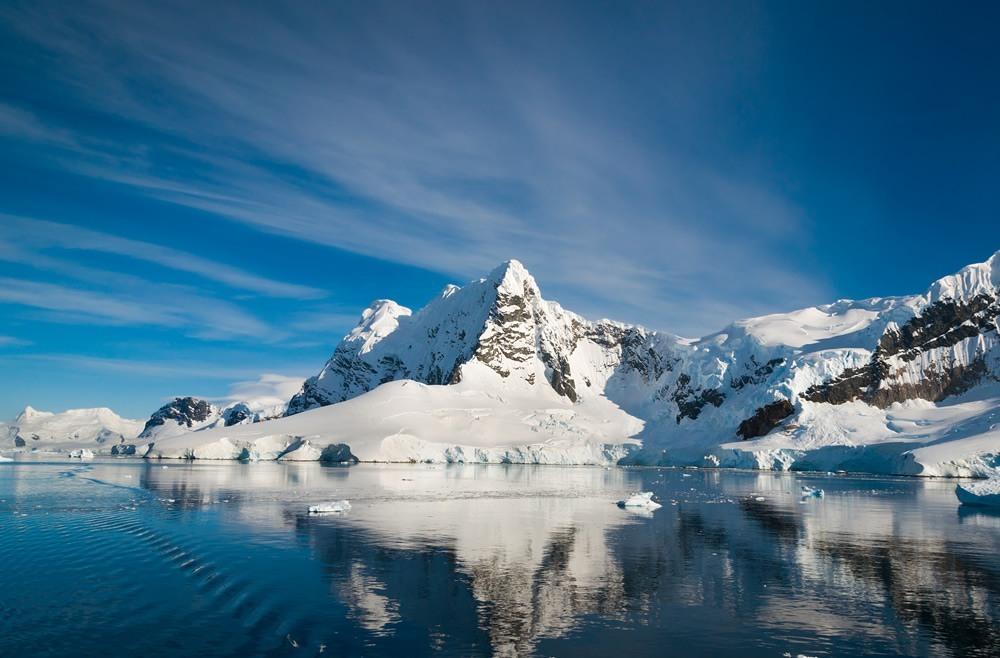 Paradise Bay, en la Antártida