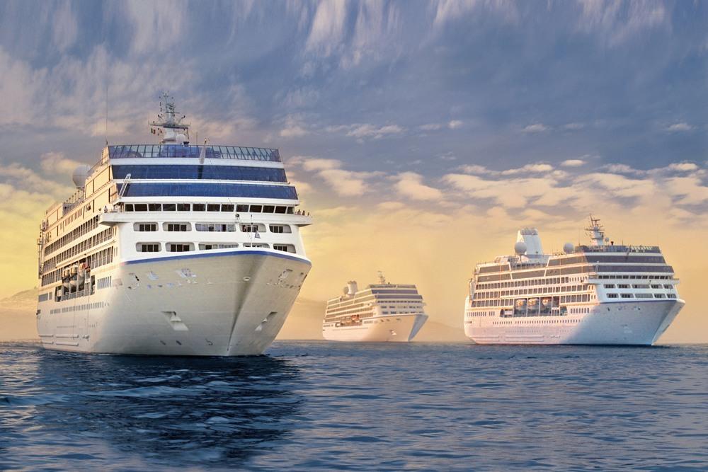 Flota de Oceania Cruises