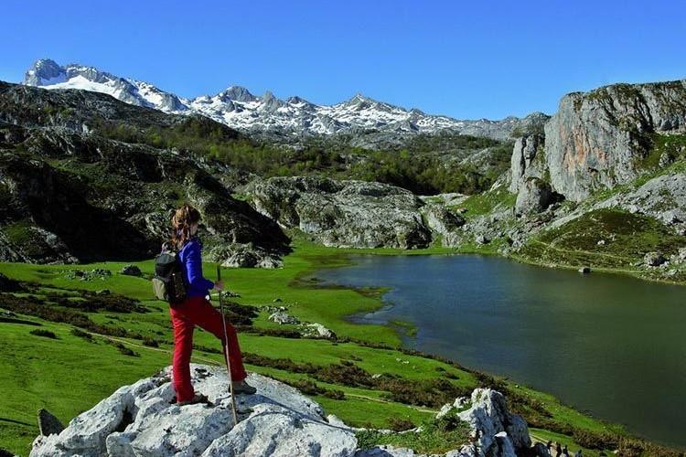 Senderismo por el Parque Nacional de Picos de Europa