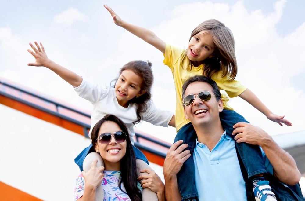 Viaje en familia al mejor precio