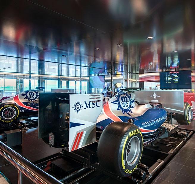 Simuladores de Formula 1
