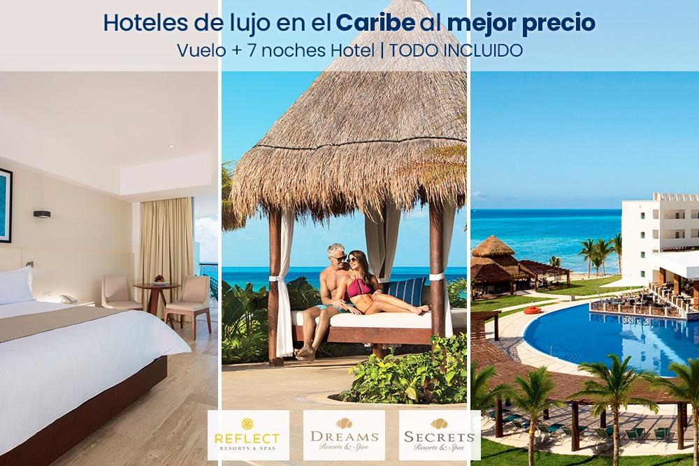 Resorts Todo Incluido: la mejor manera de disfrutar del Caribe