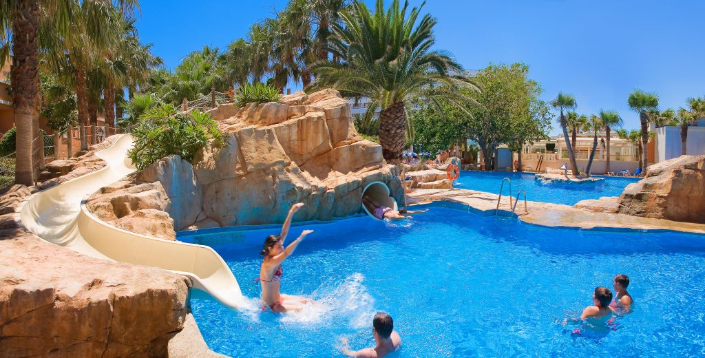 Hotel familiar en Costa de Almería