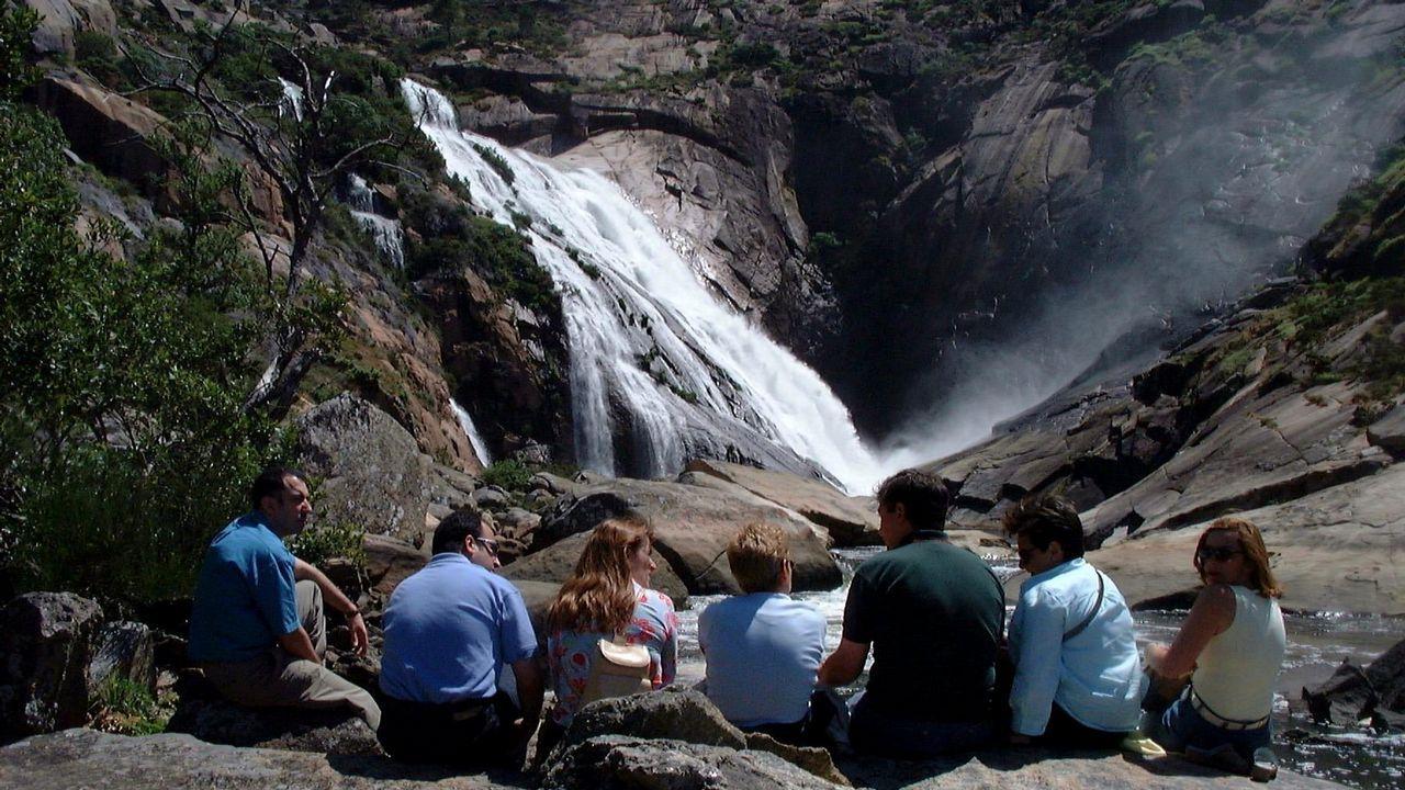 Excursión al río Xallas con vistas de la cascada