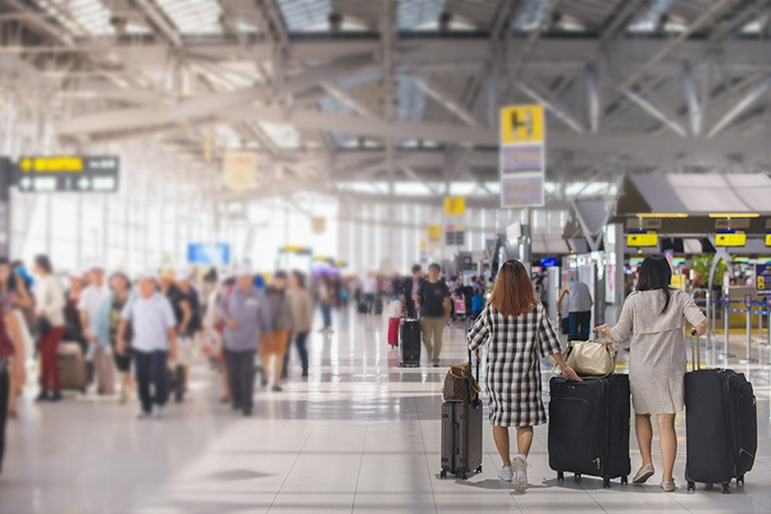 ¿Cuáles son los aeropuertos preferidos de los viajeros?