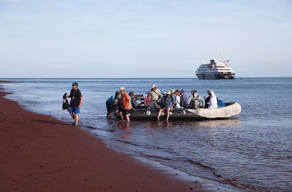 Cruceros de expedición