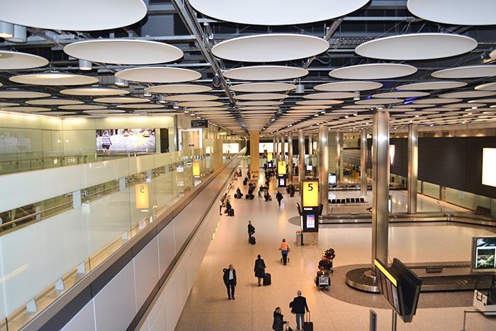 Aeropuerto Heathrow