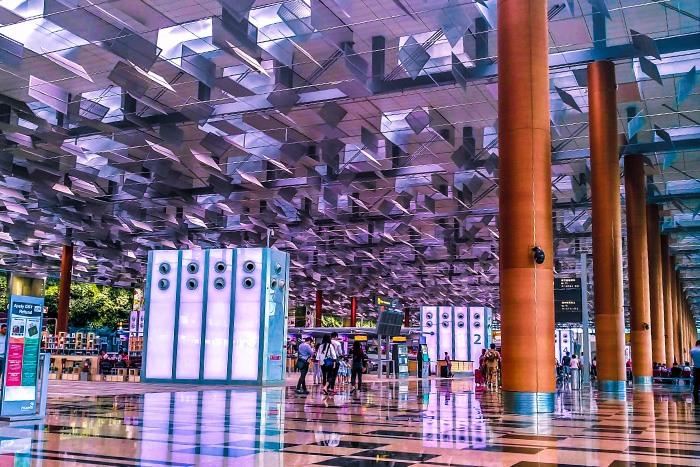 Aeropuerto Singapur