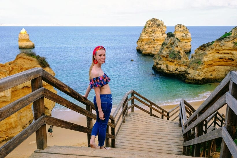 Playa de Faro