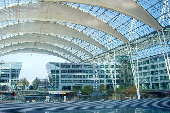 Aeropuerto Múnich