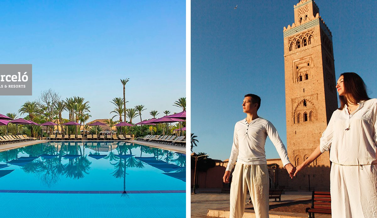 7 lugares imprescindibles que visitar en Marrakech