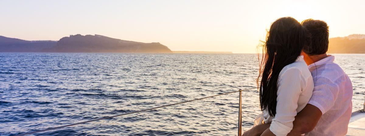 Escapadas románticas de fin de semana en hoteles de playa