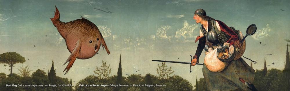Recorrido de cinco minutos por las ciudades de artes de Flandes