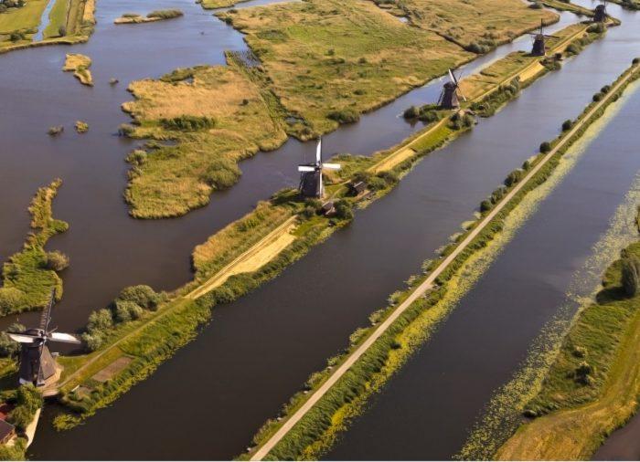 Ruta por Holanda, Tierra de agua: Viaje en familia por el centro-norte de Holanda