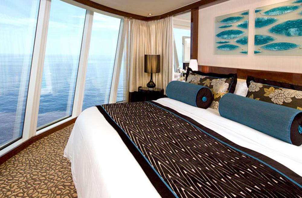 Suites, con 5 extras incluidos