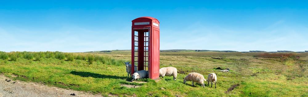 Encuentra tu Gran Bretaña con los nuevos itinerarios de Rutas en Coche