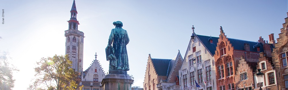 Flandes: Un recorrido por sus ciudades de artes junto con los Maestros Flamencos