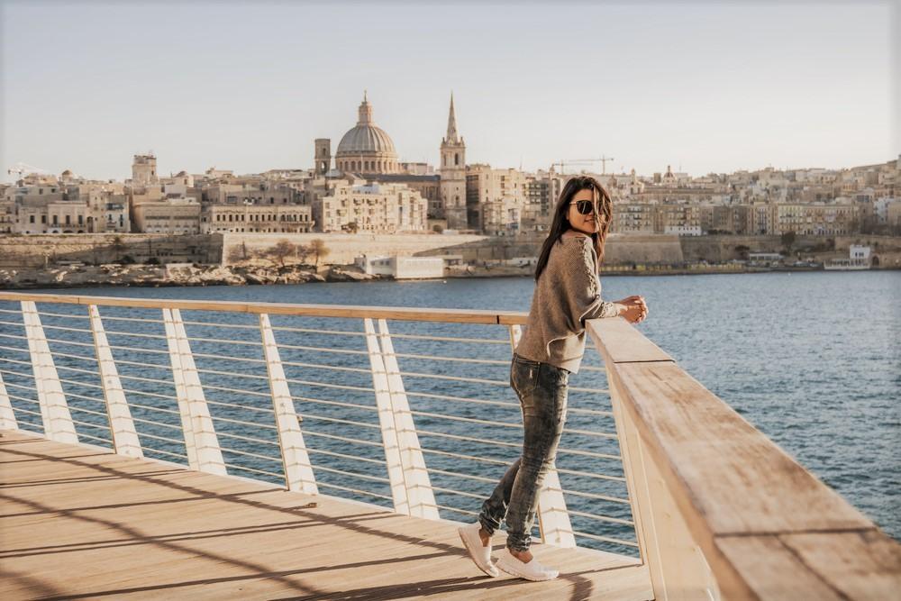 Parada en la isla de Malta