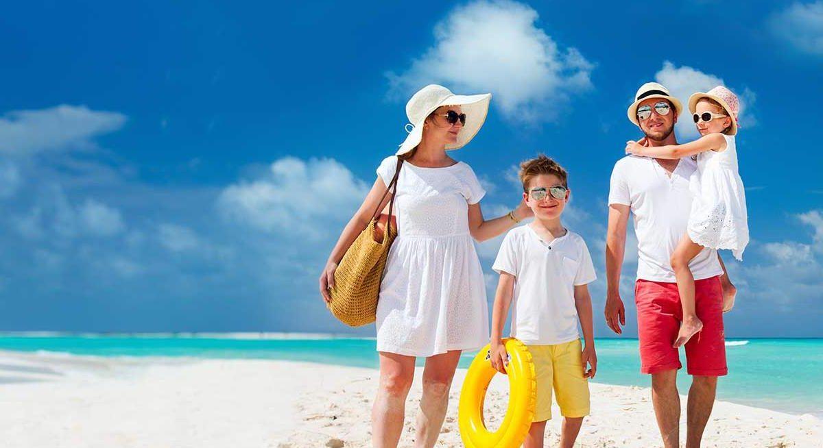 Los mejores destinos para unas vacaciones en familia