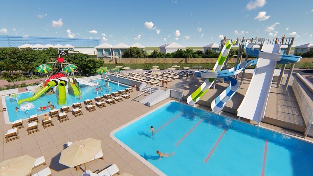 Nuevo Parque Acuático en el Ohtels Carabela Beach&Golf 4*