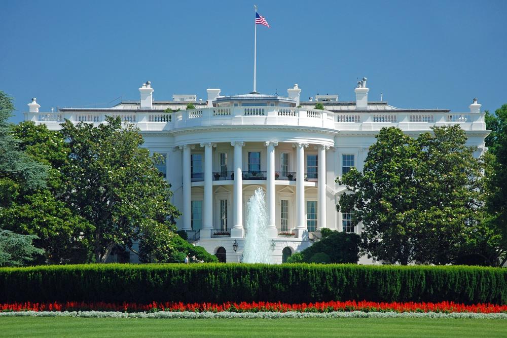 La Casa Blanca, Washington.