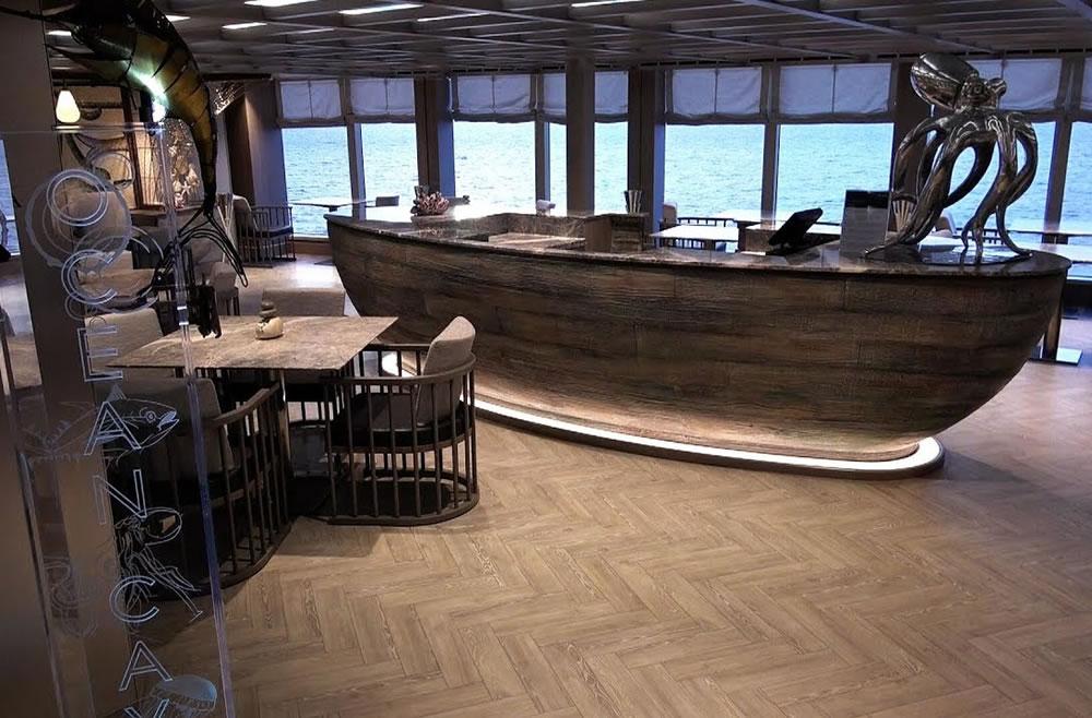 Ocean Cay Seafood Restaurant, Ramón Freixa