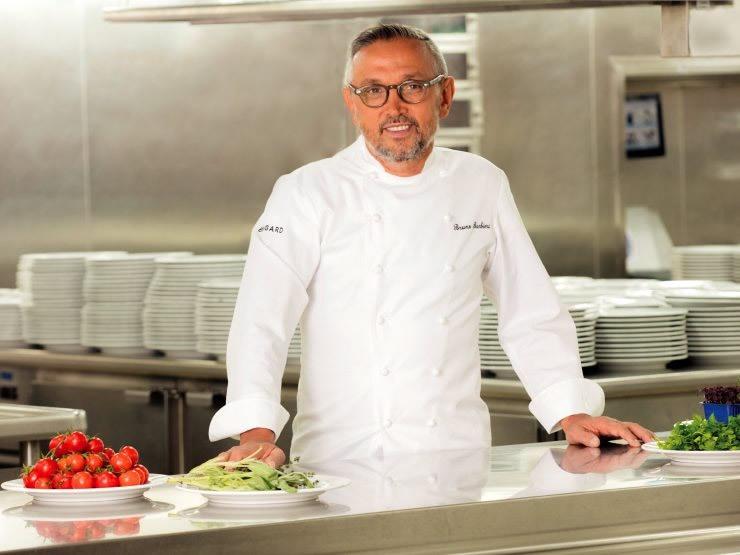 Bruno Barbieri es el chef italiano con el mayor número de Estrellas Michelin