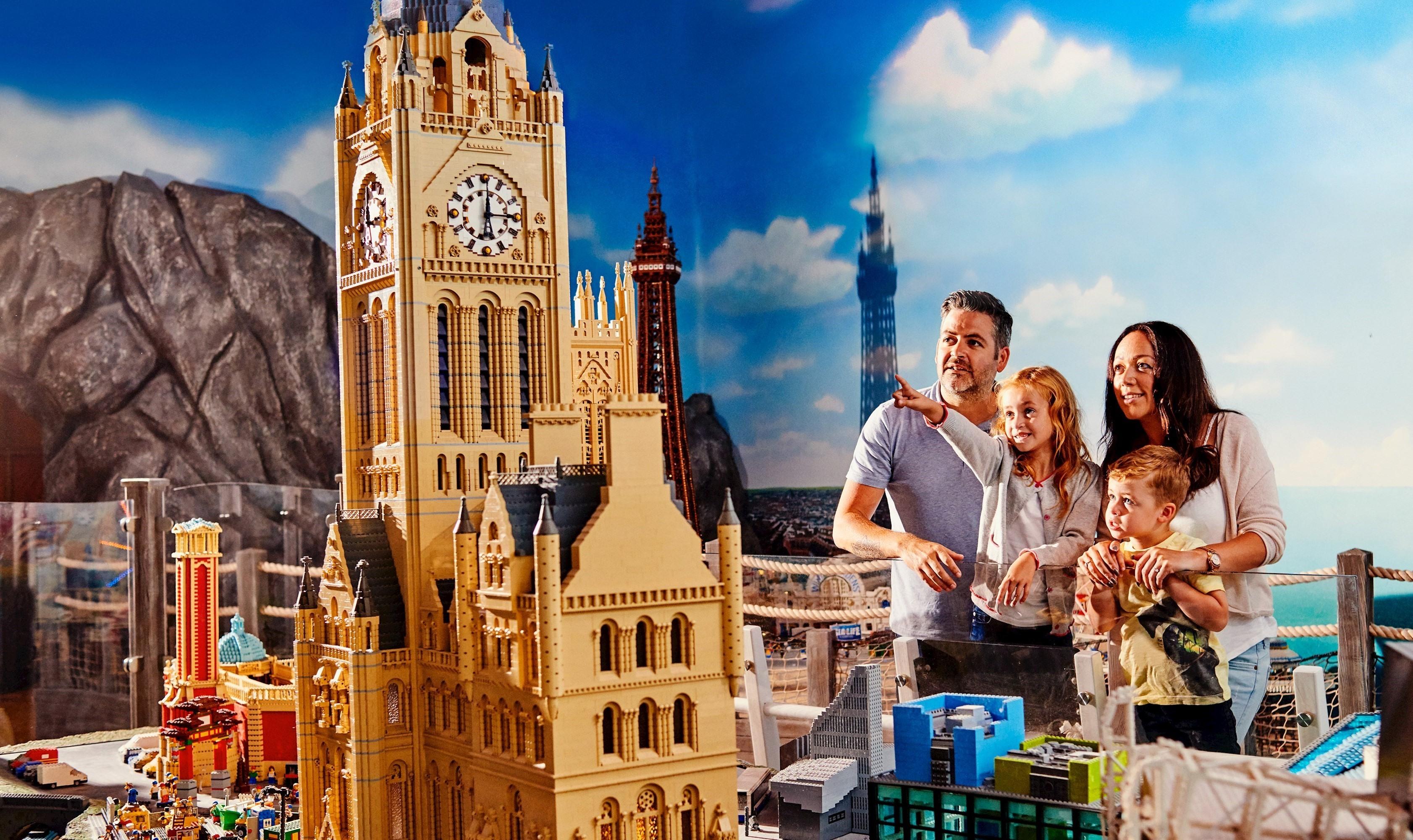 Visita a Legoland Discovery Center