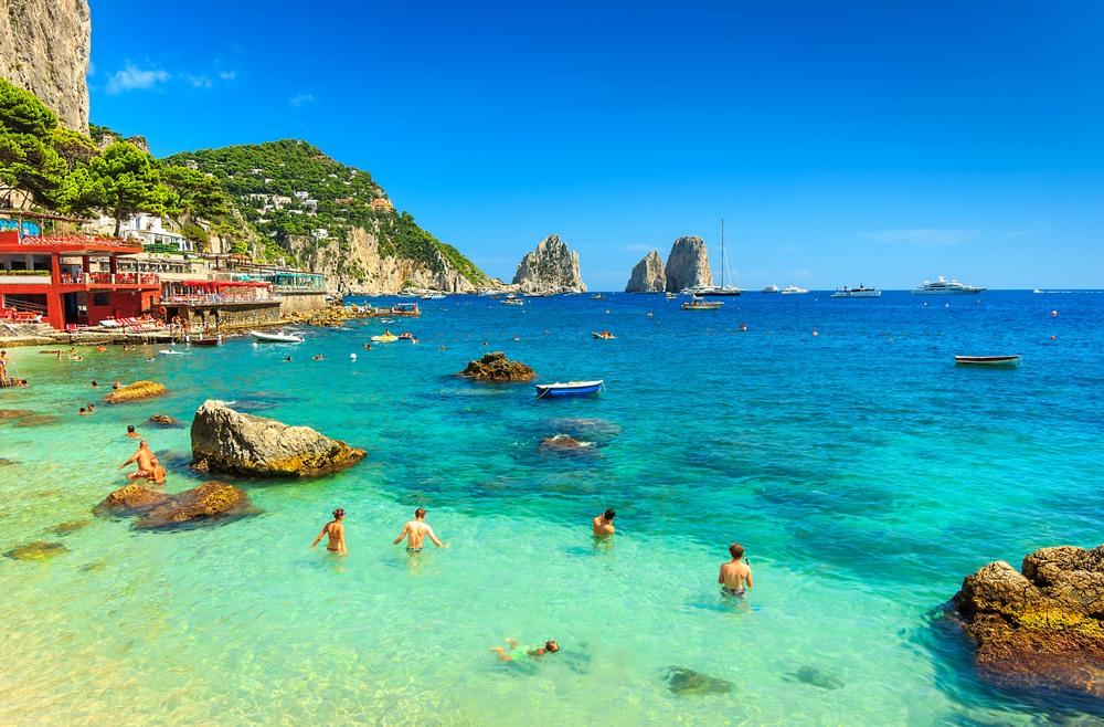 Islas de Capri