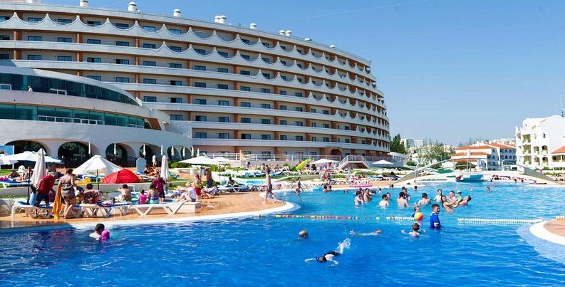 Hotel con Todo Incluido en Albufeira