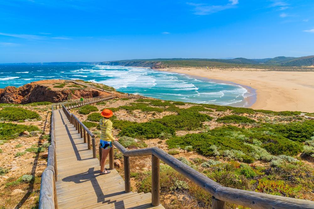 Los mejores hoteles en playas con bandera azul de Portugal