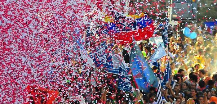 Disfruta de las mejores fiestas de verano en España