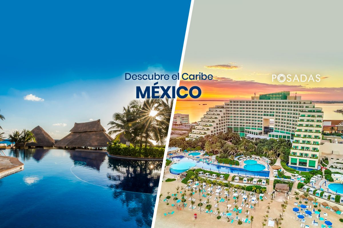 Posadas. Un viaje por los hoteles y resorts más impresionantes de México