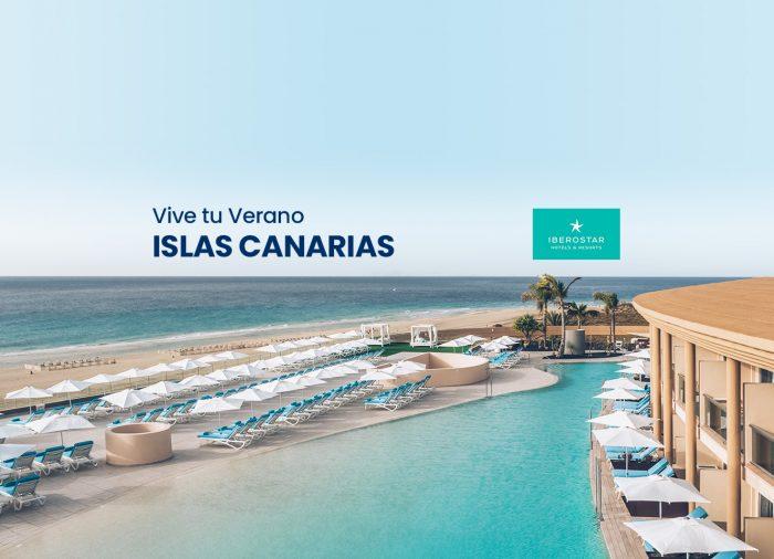 Iberostar Hotels & Resorts… ¡y vive las Islas Canarias!