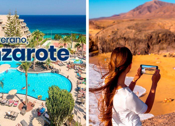 Lanzarote, descubre la isla del fuego con Barceló Hotels